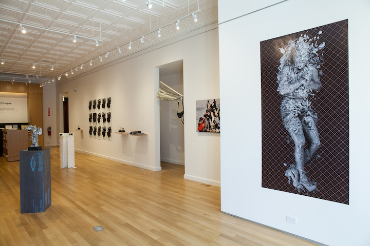 The New [New] Corpse, Installation View, Sector 2337, 2014. Photo by Joseph Rynkiewicz