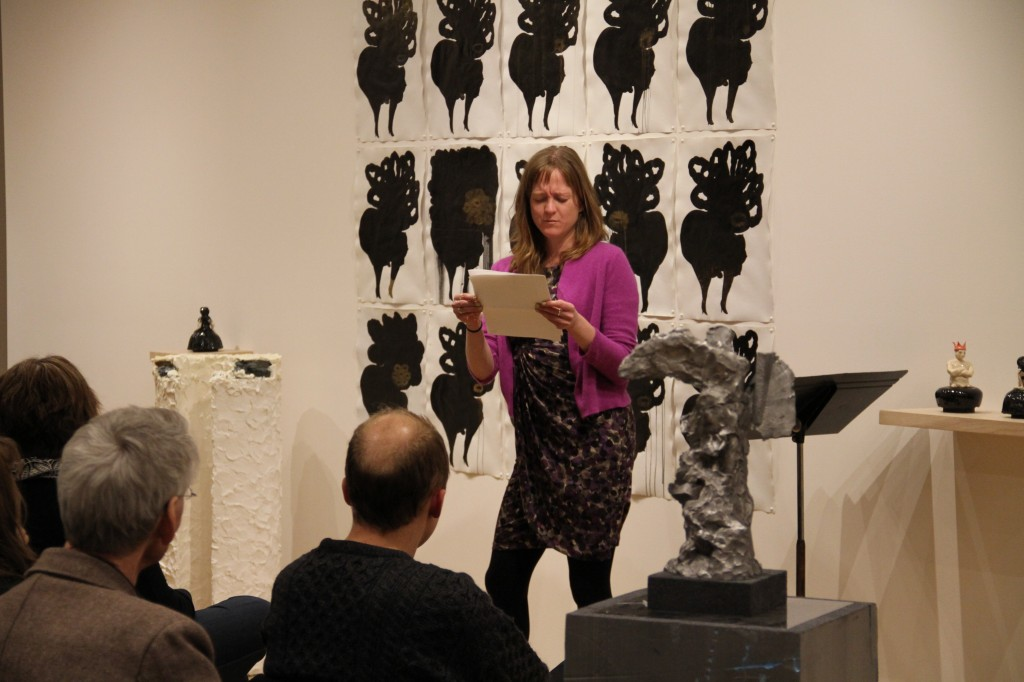 """Everything about Mairead Case is poetic. She is propelled by a desire to expose all the beauty in the world."" — Abby Sheaffer reflects on our wonderful recently-relocated-to-Denver reader."
