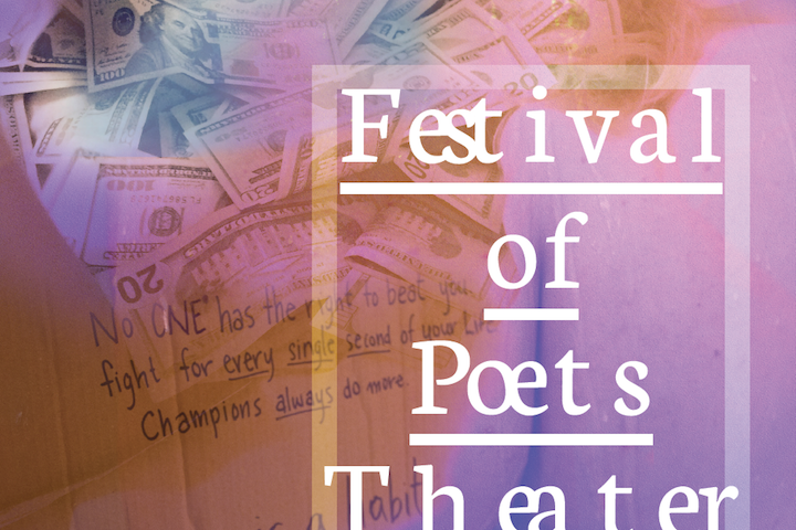 Festival of Poets Theater Header image