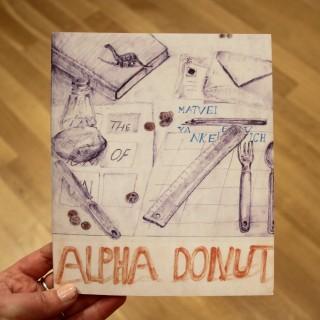 alpha donut