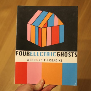 four electric ghosts