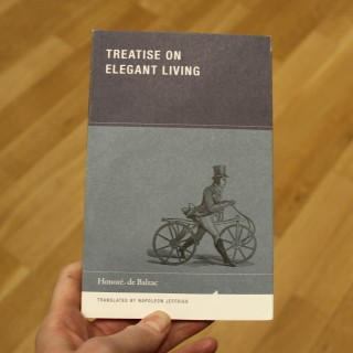treatise on elegant living