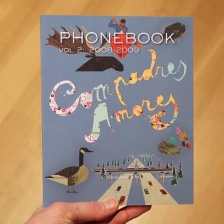 Phonebook Vol.2 2008-2009