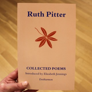 Collected Poems Ruth Pitter