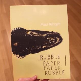rubble paper paper rubble