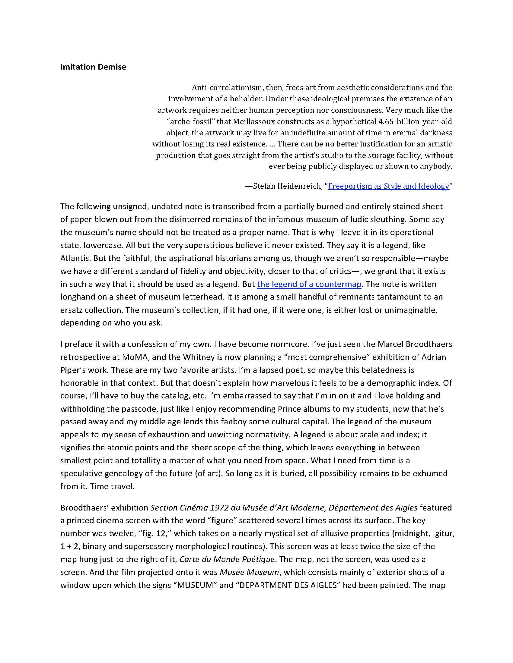 Patrick Durgin - Imitation Demise_Page_1