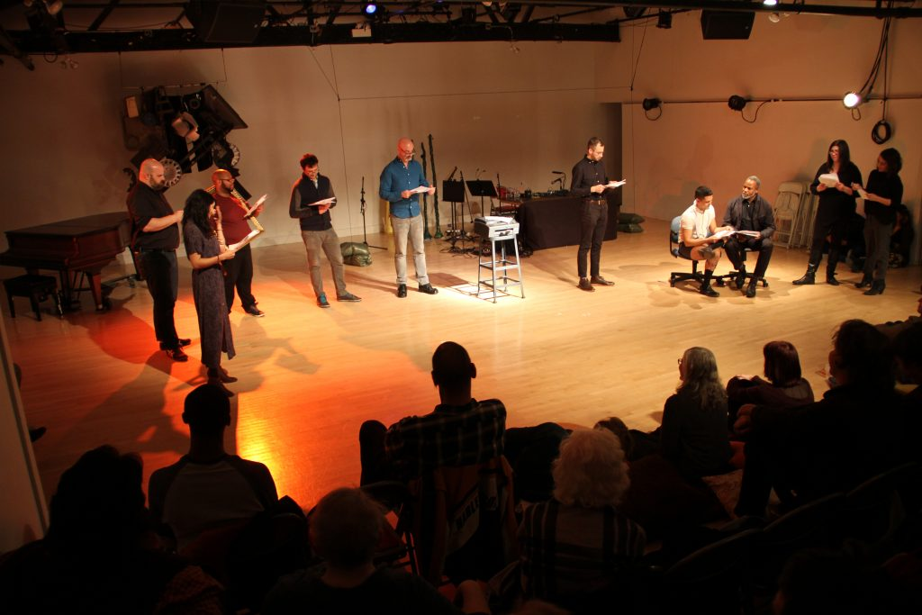 2016 Festival of Poets Theater